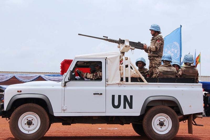 Maintien de la paix dans le monde - Les FAR en République Centrafricaine - RCA (MINUSCA) - Page 2 17302110