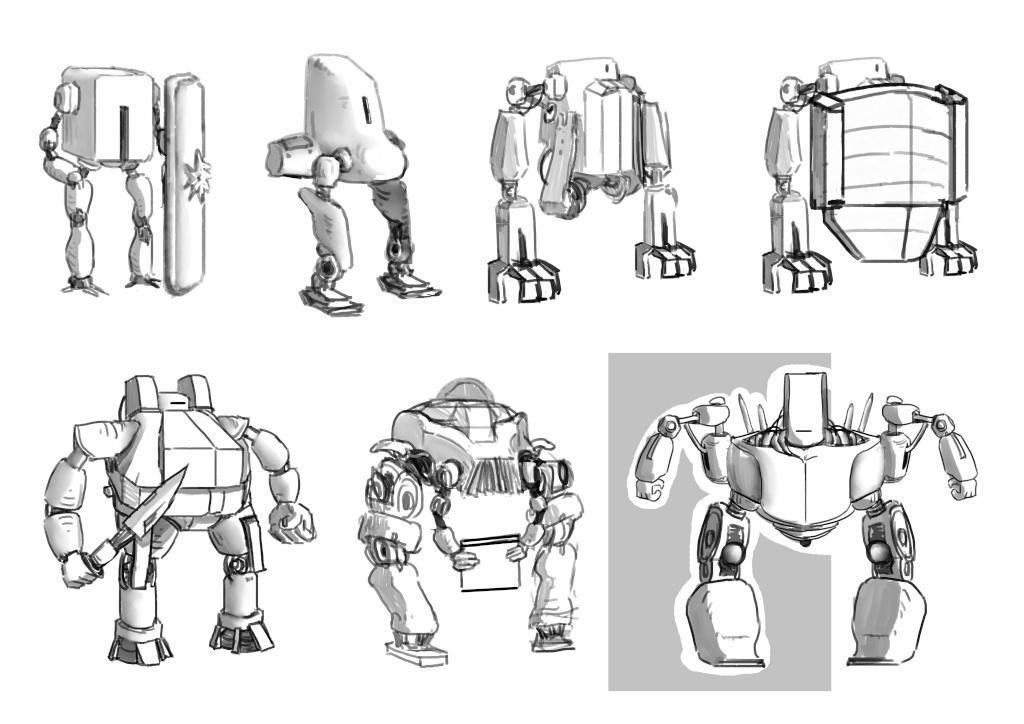 Im challenge 4 - Laaate ! Robots10