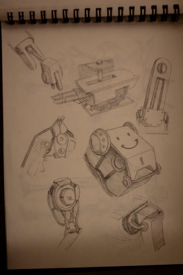 Im challenge 4 - Laaate ! Robots13
