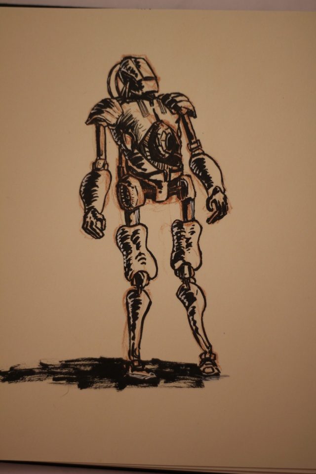 Im challenge 4 - Laaate ! Robots15