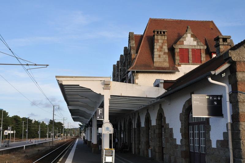 Gare de La Baule-Escoublac (PK 510,3)  1024px10