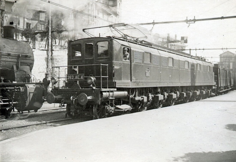 Locomotives 3ème rail Maurienne 2626ae10