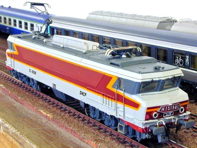 Locomotives CC 6500 Jf842710