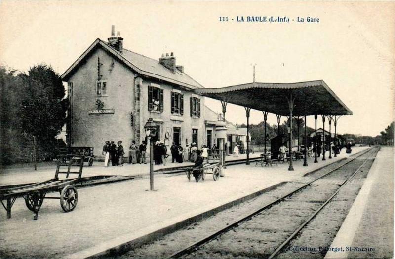 Gare de La Baule-Escoublac (PK 510,3)  Lb210