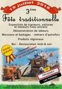 3ème fête traditionelle le 19 juillet à FROSSAY (44) Affich10