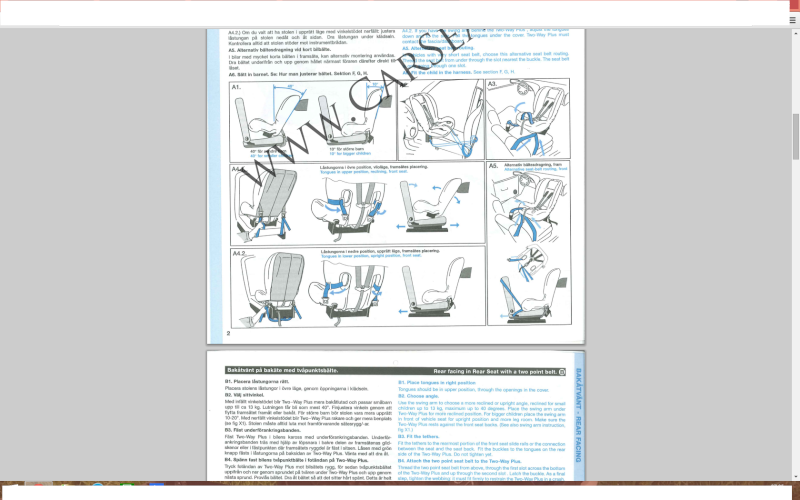 BRITAX Two Way - Page 4 Commen10