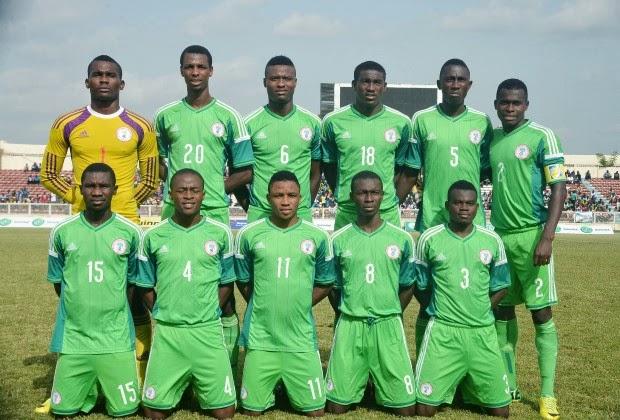 Starting XI: Flying Eagles v Ghana U20 (Semi-Final) Flying10