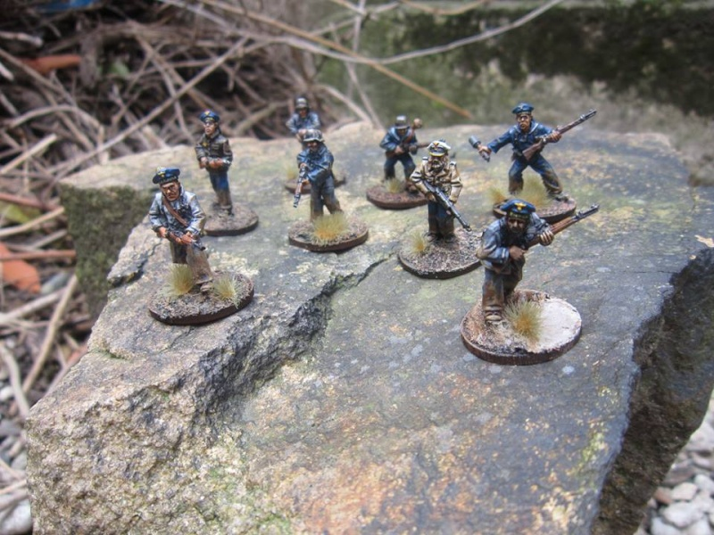 equipage de u boot warlord 28mm 11091110