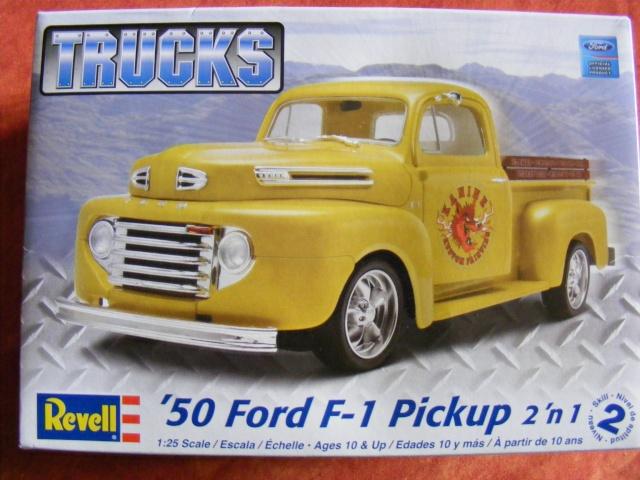 Ford '50 pick up F-1 Custom (suite et fin 10/04) Dscf3013