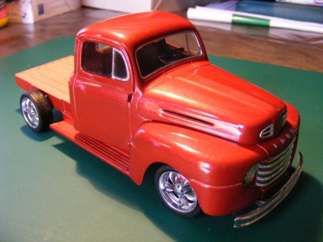 Ford '50 pick up F-1 Custom (suite et fin 10/04) Dscf3018