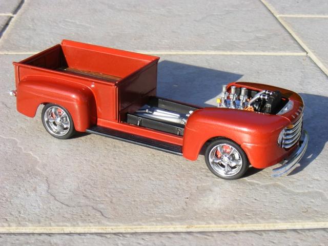 Ford '50 pick up F-1 Custom (suite et fin 10/04) Dscf3020