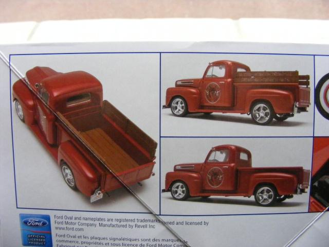 Ford '50 pick up F-1 Custom (suite et fin 10/04) Dscf3032
