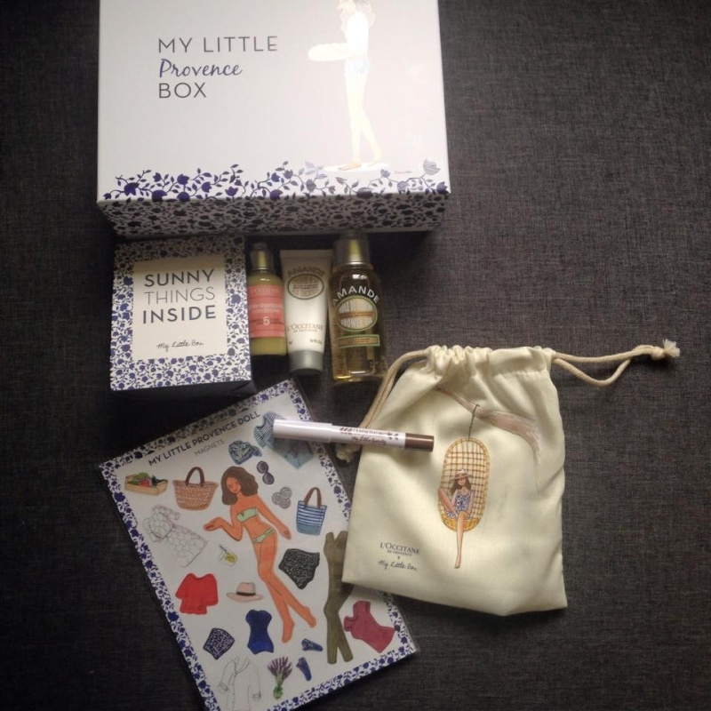 "[Mai 2015] My Little Box ""Provence Box"" - Page 6 11018410"