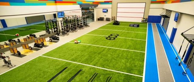 Zona de entrenamiento. Perfor10