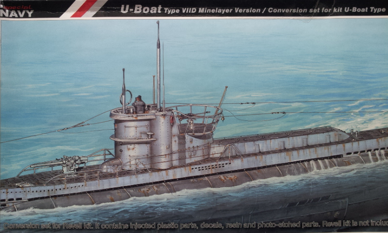 [Revell] U-Boot Type IIV D 2013-010