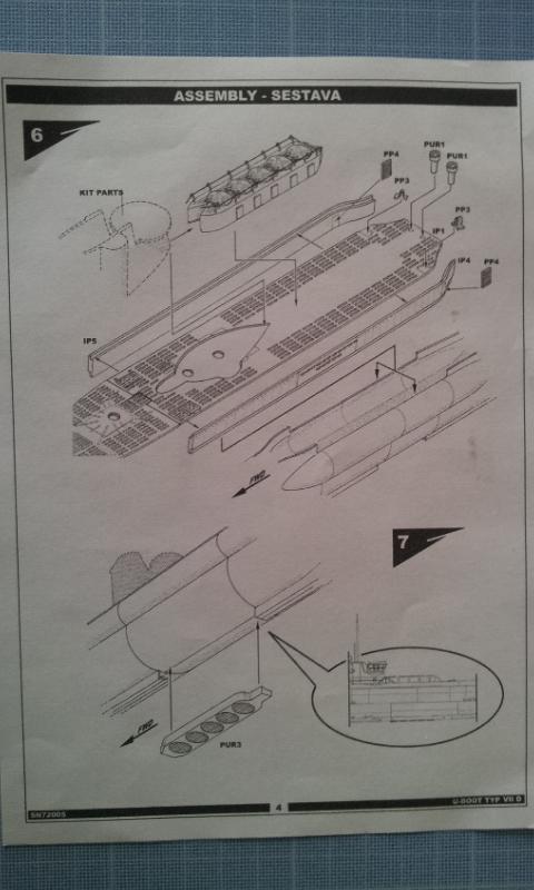 [Revell] U-Boot Type IIV D 2013-012