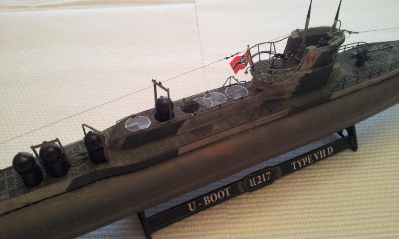 [Revell] U-Boot Type IIV D 2014-111