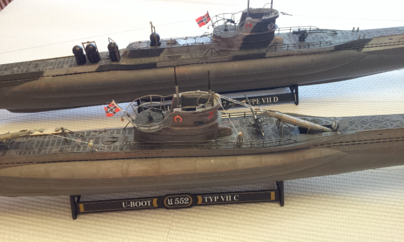 [Revell] U-Boot Type IIV D 2014-114