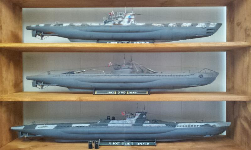[Revell] U-Boot Type IIV D 2014-115
