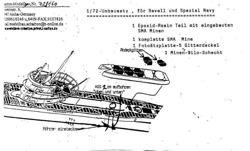 [Revell] U-Boot Type IIV D Viso2010