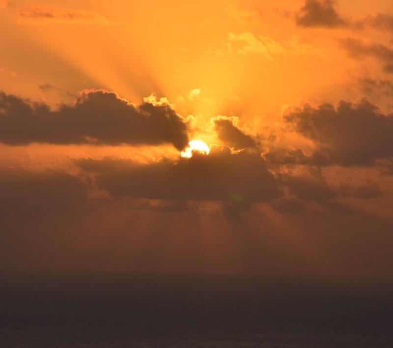 Sonnenuntergang in Teneriffa Dsc_6712