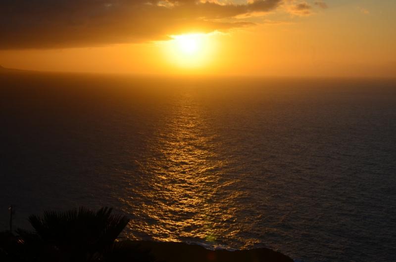 Sonnenuntergang in Teneriffa Dsc_6714