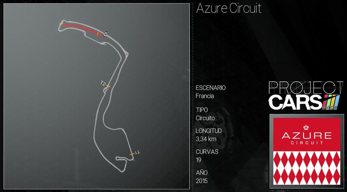 Circuitos Project CARS Azure_17