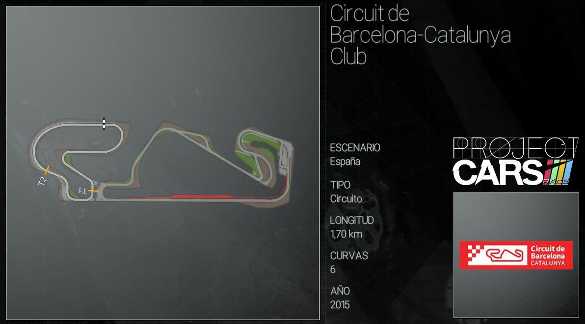 Circuitos Project CARS Circui10