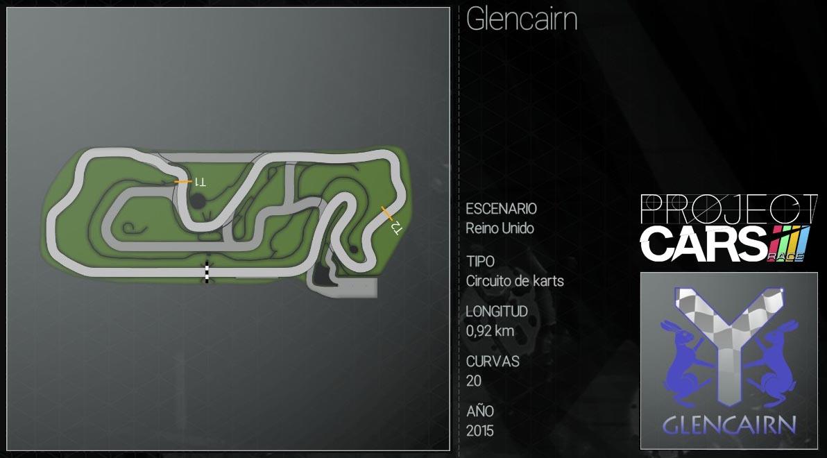 Circuitos Project CARS Glenca10