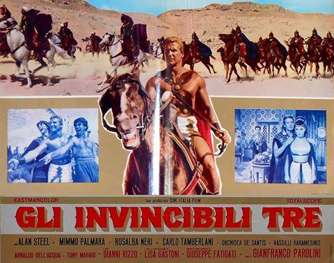 Ursus L'Invincible - Gli Invincibili Tre - Gianfranco Parolini (1963) 10606310
