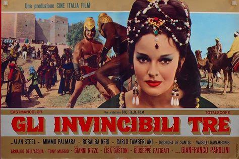 Ursus L'Invincible - Gli Invincibili Tre - Gianfranco Parolini (1963) 11008010