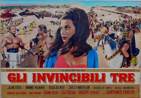 Ursus L'Invincible - Gli Invincibili Tre - Gianfranco Parolini (1963) 11081210