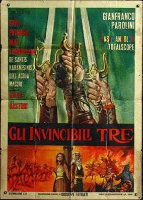 Ursus L'Invincible - Gli Invincibili Tre - Gianfranco Parolini (1963) 11094810