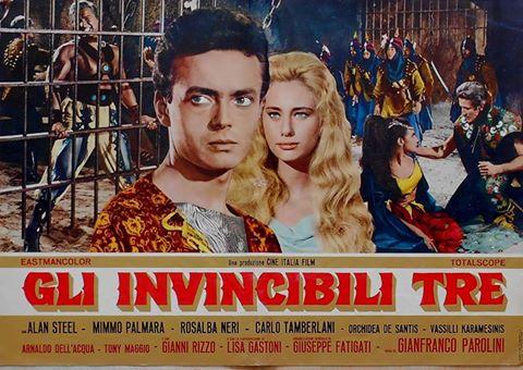 Ursus L'Invincible - Gli Invincibili Tre - Gianfranco Parolini (1963) 15492210