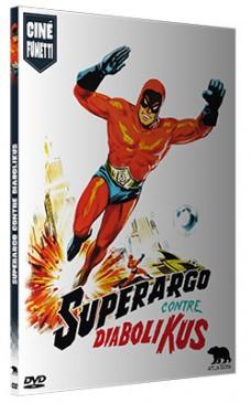 Superargo, el hombre enmascarado- SUPERARGO CONTRA DIABOLICUS- 1966, Nick Nostro Supera10