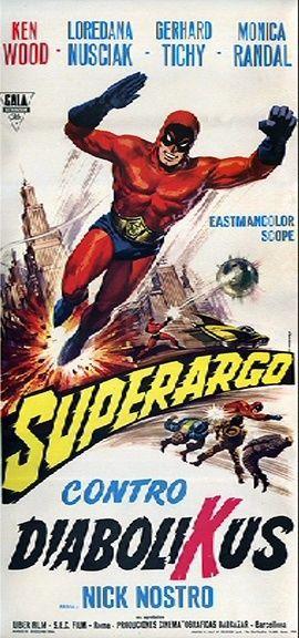 Superargo, el hombre enmascarado- SUPERARGO CONTRA DIABOLICUS- 1966, Nick Nostro Vlcsna10