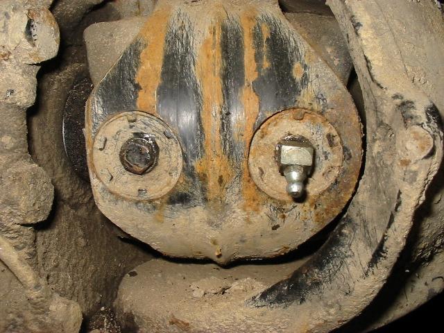 Pièce de croisillon 105-0510