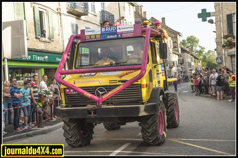 Unimog 1200 ; Team Gangs of Sud Est Truck Pirate10