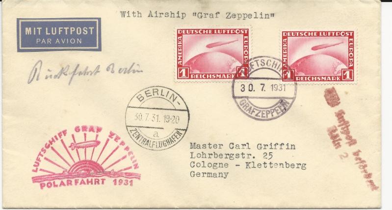 50 Jahre Polarfahrt Luftschiff Graf Zeppelin - Seite 3 Brief_11