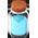 Pégacorne Bleu Océan Lightb10