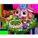 Le lapin chocolat Pinkch10