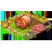 Étable à cochons => Porc Pumpki10