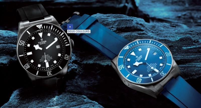 Pelagos - Tudor Pelagos bleue et mouvement manufacture Captur10