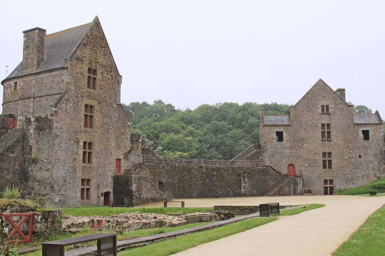 Ballade en ille et Vilaine - Fougères, Vitré et La Roche aux Fées 16051514