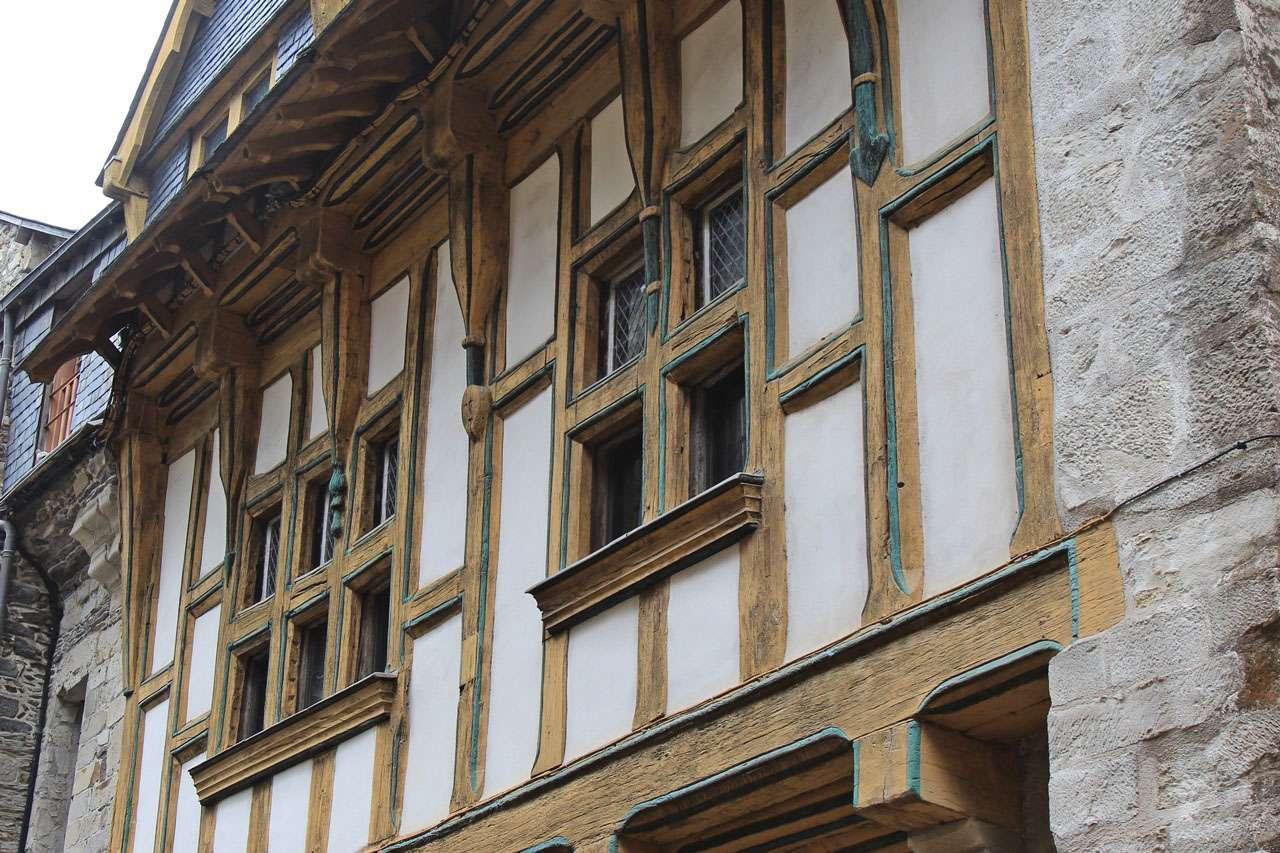 Ballade en ille et Vilaine - Fougères, Vitré et La Roche aux Fées 16051522