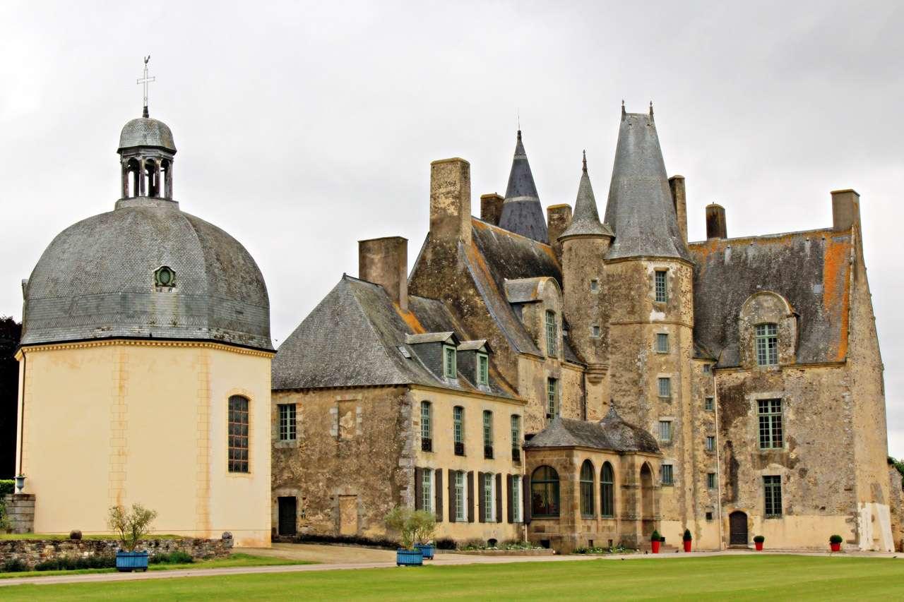 Ballade en ille et Vilaine - Fougères, Vitré et La Roche aux Fées 16051523