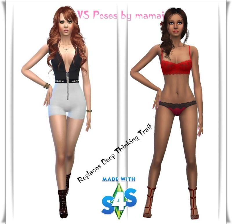 Recolors and Poses by mamaj Vs_pos10