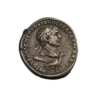 Trajan Tetradrachme frappé à Tyre 53000013