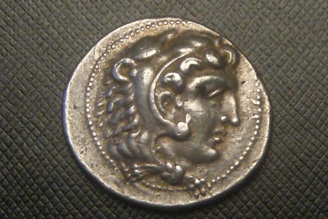 Que pensez vous de ce Tétradrachme Grec pour Sidon au Liban _5710