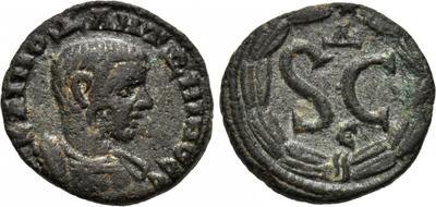 Coloniale Seleucis et Pierie. Antioche. Diadumenien Ra156410